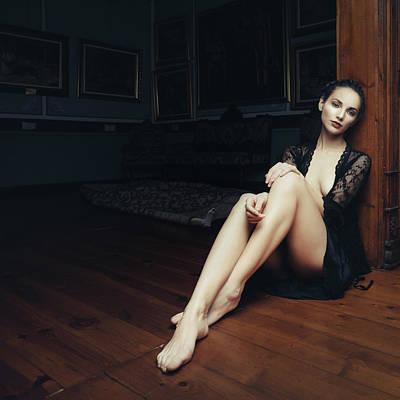 Foot Fetish Victim Poster