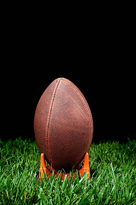 Football Kickoff Poster