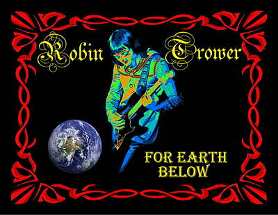 For Earth Below #1 Poster