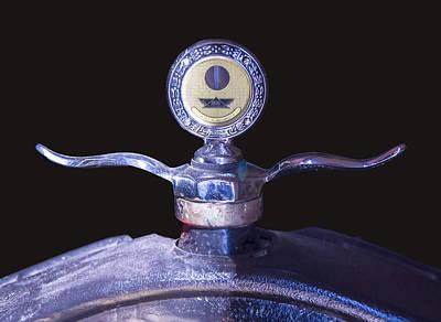 Ford Boyce Motometer Poster by Chris Flees