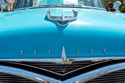 Ford Meteor Poster