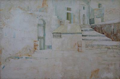 Forenza Vita - Salita Trappeto Poster by Giovanni Caputo