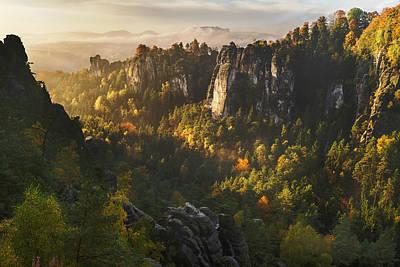 Forest Whispers Poster by Karsten Wrobel