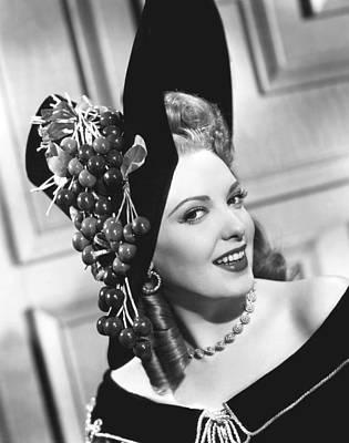 Forever Amber, Linda Darnell, 1947, Tm Poster by Everett