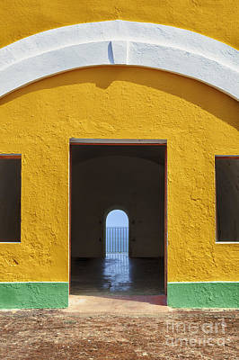 Fort Castillo San Felipe Del Morro Poster