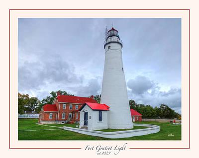 Fort Gratiot Light Poster