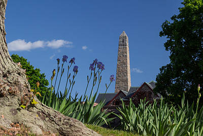 Fort Griswold Monument Poster by Kirkodd Photography Of New England