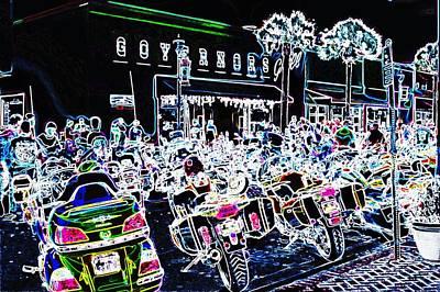 Fort Pierce Bike Night II Poster