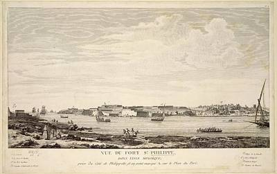 Fort Stphilippe Poster by British Library