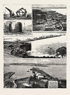 Forth Bridge Railway Poster
