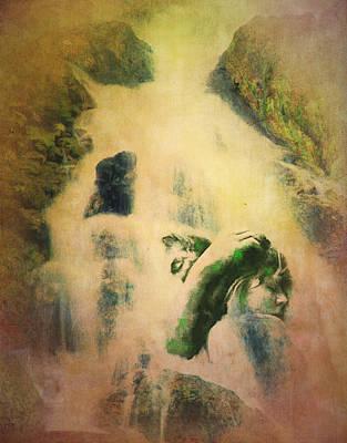 Fountain Of Gardens Poster by Sarah Wathen