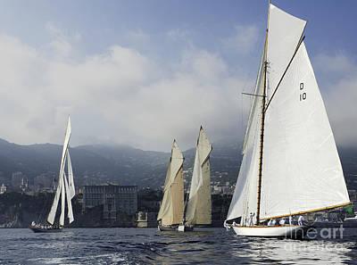 Four Fifteens - Monaco Poster