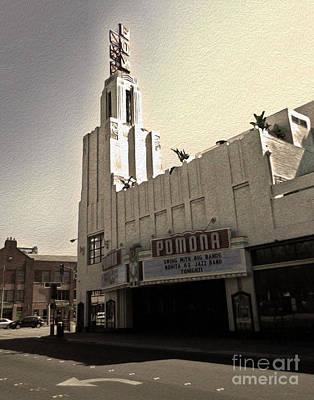 Fox Theater - Pomona - 05 Poster