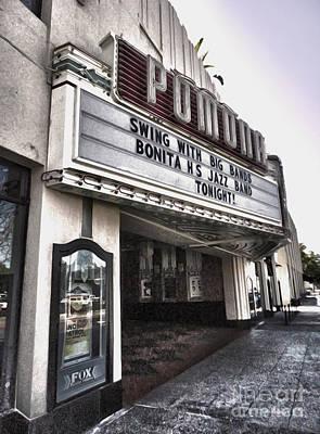 Fox Theater - Pomona - 10 Poster