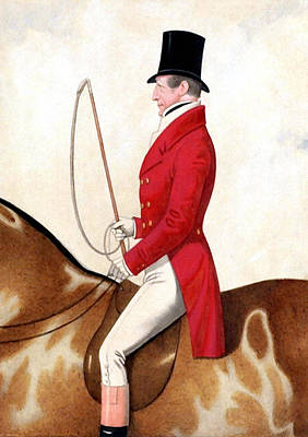 Foxhunting - 3 Poster