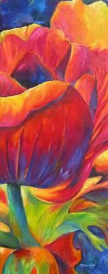 Fragrant Color Poster
