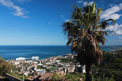 France, Corsica, Le Cap Corse, Bastia Poster by Walter Bibikow