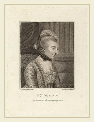 Francesco Bartolozzi After Sir Joshua Reynolds Italian Poster