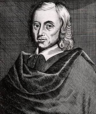Francis Mercurius Van Helmont Poster