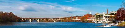 Francis Scott Key Bridge Poster by Panoramic Images