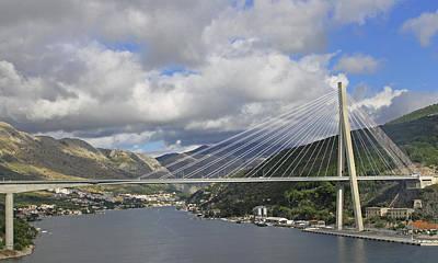 Franjo Tudman Bridge Poster