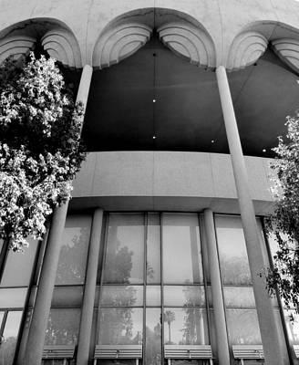 Frank Lloyd Wright Designed Auditorium Poster by Karyn Robinson