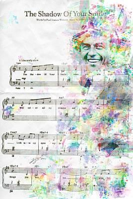 Frank Sinatra Poster by Jonas Luis