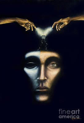 Frankenstein Poster by Gregory John