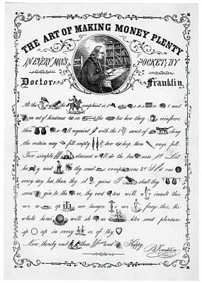 Franklin Rebus Poster by Granger