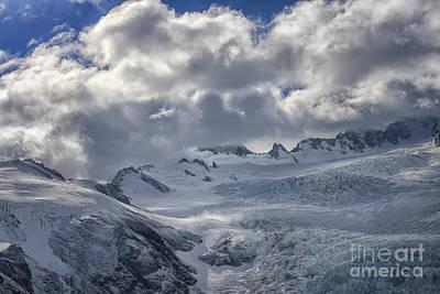 Franz Joseph Glacier Poster