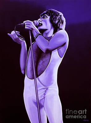 Freddie Mercury Of Queen Poster