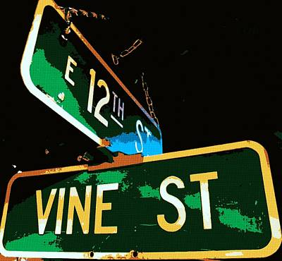 12th Street And Vine Poster