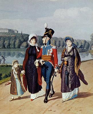 Frederick Vi Of Denmark Poster by Granger