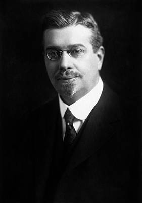 Frederick W. Zerban Poster by Williams Haynes Portrait Collection, Chemists� Club Archives/chemical Heritage Foundation