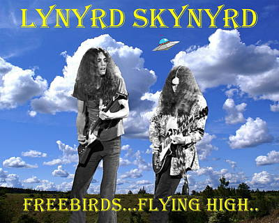 Freebirds Flying High Poster