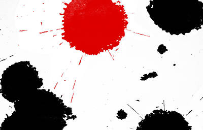Freedom / Blood And Ink Poster