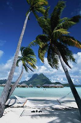 French Polynesia, Bora Bora, View Poster