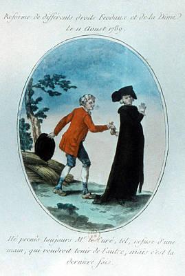 French Rev 1789 Poster by Granger