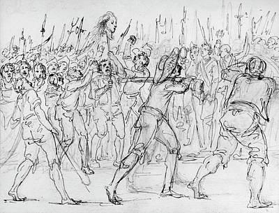 French Revolution, 1795 Poster by Granger