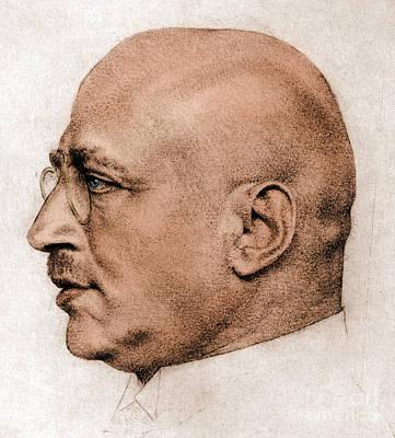 Fritz Haber, German Chemist Poster