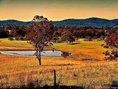 From A Distance Poster by Wallaroo Images
