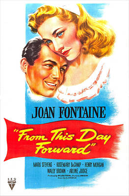 From This Day Forward, Us Poster, Mark Poster