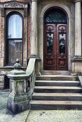 Front Door Poster by Jill Battaglia