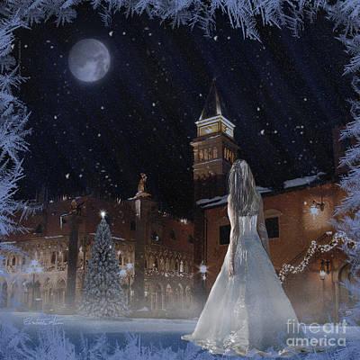 Frozen Poster by Betta Artusi