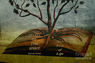 Fruit Of The Spirit  Poster by Beverly Guilliams