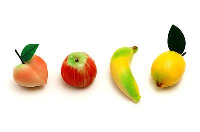 Frutta Martorana Poster