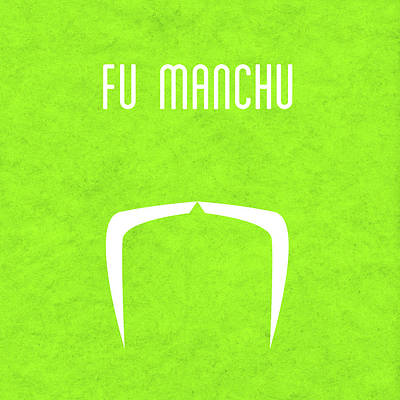 Fu Manchu Poster