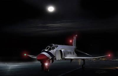 Full Moon Phantom Poster