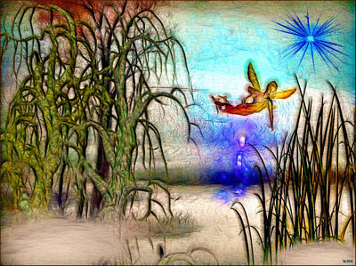 Full Of Magic Pond Poster