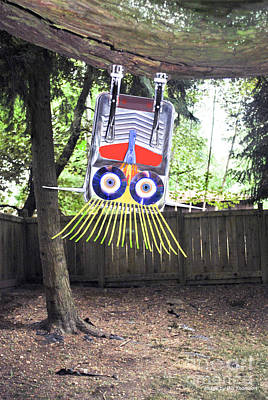 Fun To Hang Upside Down From A Tree Poster